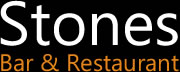 Stones Bar and Restaurant Retina Logo